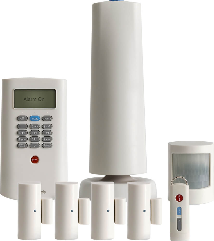 Professional Tampered And Wired House Alarm Systems Or Basic Wireless House  Alarm And Security Systems Installation And Repair.